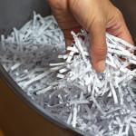 Können geschredderte Dokumente aus Aktenvernichtern wieder hergestellt werden?