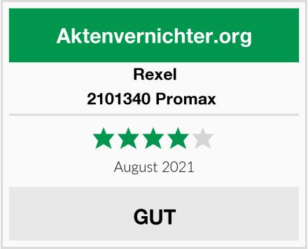 Rexel 2101340 Promax  Test