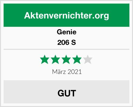 Genie 206 S Test