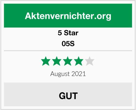 5 Star 05S Test