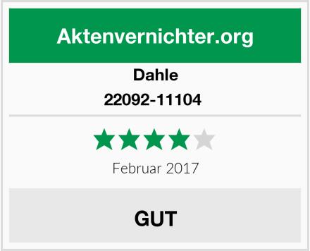 Dahle 22092-11104  Test