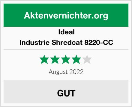 Ideal Industrie Shredcat 8220-CC Test