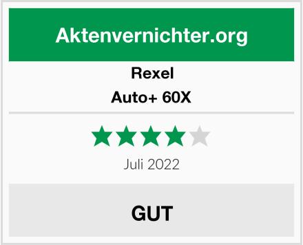 Rexel Auto+ 60X Test