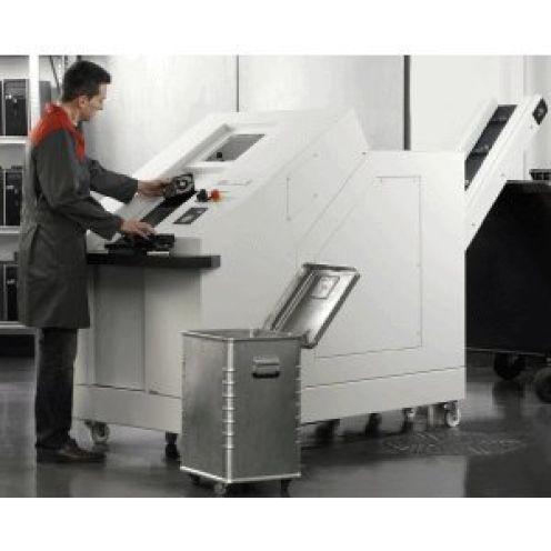 HSM Festplattenvernichter Powerline HDS 230 20x40-50mm
