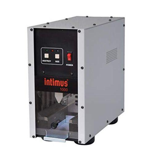 Intimus 1000HDD Festplattenvernichter (348101)