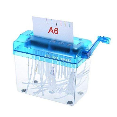 Aibecy Aktenvernichter A6